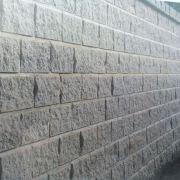 Muro en Bloque Prefabricado Hormigón